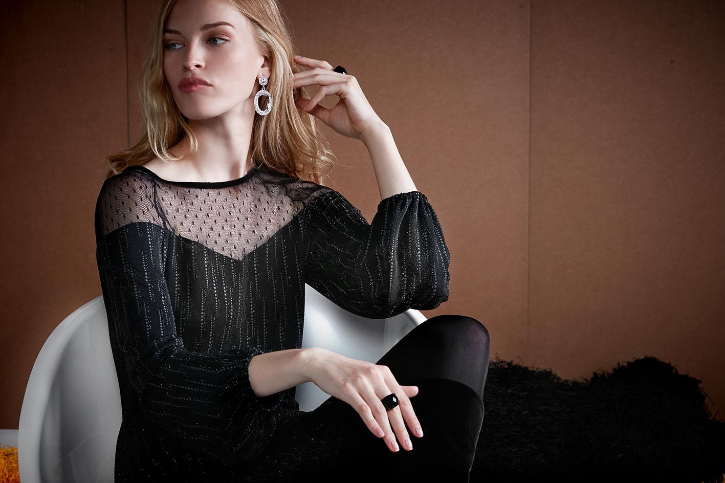 CARLA FERRONI: La moda italiana